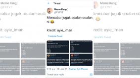 Soalan advance warganet bikin calon peperiksaan subjek Sejarah geli hati