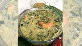 Sedapnya bubur pedas resipi tradisi Sarawak guna 35 ramuan