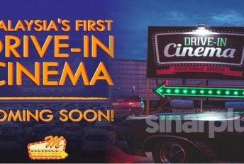 Jangan tak percaya Malaysia bakal guna pakai Konsep 'drive in' cinema seperti di Korea
