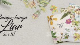 Hobi kumpul setem, why not. Pos Malaysia 'belanja' edisi khas buat collector