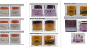 KKM sahkan 9 produk kosmetik ada bahan terlarang dan bahaya!