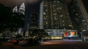 Pawagam 'Drive In' pertama di Lembah Klang kini di Jalan Ampang