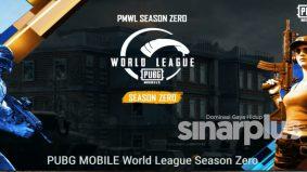 PUBG Mobile World League, Season Zero dah bermula, tampil dengan format dalam talian!