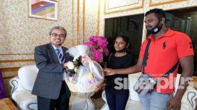 Tahniah, S. Pavithra diiktiraf Ikon Anak Bandar Raya Ipoh, bangga awok dengam mike!