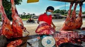 Aidiladha: Penyembelih lembu korban sedia patuhi SOP