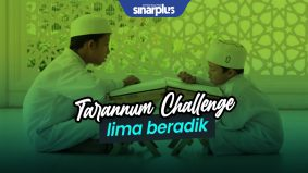 Tarannum Challenge lima beradik