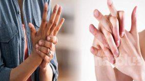 Tabiat 'letup-letupkan' jari tak bagus, tolong stop!