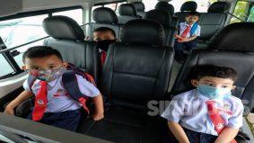 Selamatkah anak-anak menaiki bas sekolah ketika musim Covid-19?