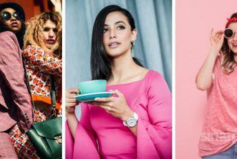 fesyen pink