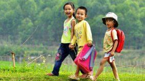 8 ucapan ajaib untuk membentuk karakter anak