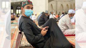Dikritik tak hormati masjid, Alif Satar kongsi ilmu baharu