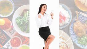 3 makanan bantu kurangkan rasa lapar dan 3 cara berfikir untuk kurus dan sihat