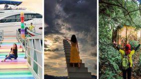 'BerOOTD', naik basikal, jungle trekking… rupanya banyak aktiviti boleh buat kat Pulau Jerejak
