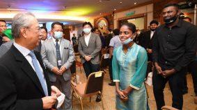 S Pavithra akhirnya bertemu empat mata dengan PM, sampai gugup tak terkata