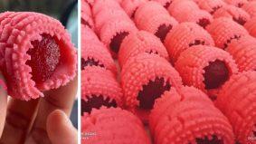Resipi Tart Pinky Strawbery Demok