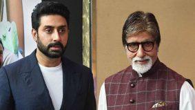 Amitabh, Abhishek Bachchan positif Covid-19