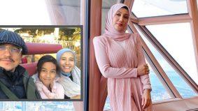 Erra Fazira akui, anak turut bersedih dengan perpisahan Bella dan bekas suami