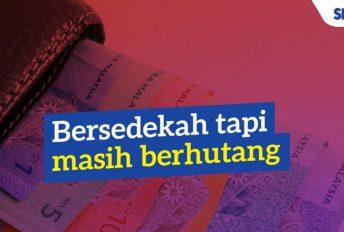 Sedekah dan hutang