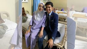 Syed Saddiq mohon doakan ibunya yang sedang bertarung melawan kanser