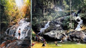 Meriahnya… Taman Eko Rimba Kanching, Congkak Park & Resort dah tak sunyi!