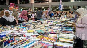 Projek Perpustakaan Bergerak Ba-ku perkenal budaya Taiwan di Malaysia