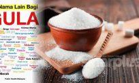 Ini 60 nama lain bagi gula, kaki diet penting ambil tahu!