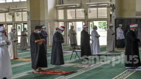 Terkini! SOP aktiviti masjid dan surau sepanjang Ramadan 1442H