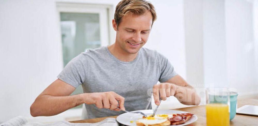 Korang boleh turun berat badan tanpa bersenam, tapi kena ikut 5 cara ini!