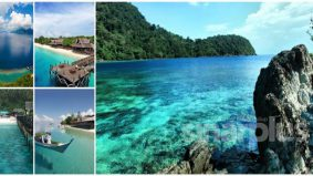 5 pulau kurang popular di Malaysia, tak popular tak bermakna tak cantik!