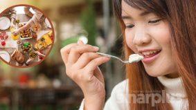 Kunyah makanan 30 kali, membolehkan otak menerima signal kenyang