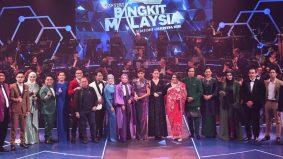 Konsert Bangkit Malaysia Simfoni Orkestra RTM sempena hari kemerdekaan