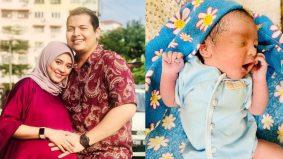 'Lahirlah Yusuf Zarin Nur' – Ippo Hafiz bergelar bapa