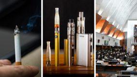 Persatuan Pakar Perubatan Kesihatan Awam Malaysia, 26 NGO bantah hisap vape, rokok di Parlimen