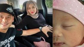 Fasha Sandha selamat bersalin anak ketiga