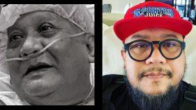 Bapa Afdlin Shauki meninggal dunia