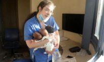 Jururawat sempat selamatkan 3 bayi baru lahir di hospital semasa letupan di Beirut
