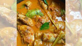 Resipi gulai ayam Siam, cipta kelainan rasa