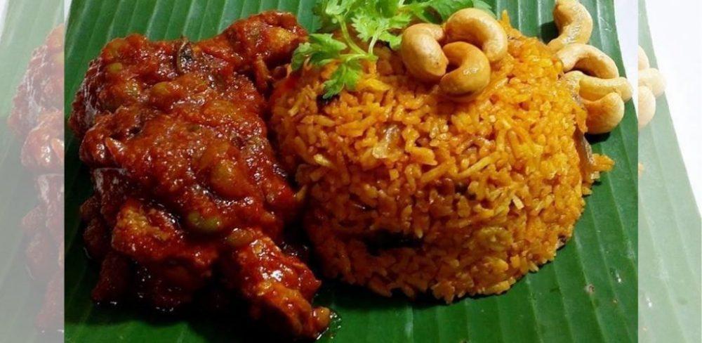 Resipi Nasi Tomato Dan Ayam Masak Merah Simple Sedap Sinar Plus