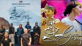 Gerak Angin: Festival Seni Maya Malaysia pertama tampilkan 205 individu rai budaya tradisional