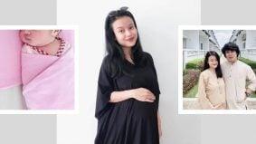 Erynne Erynna selamat bersalin anak perempuan