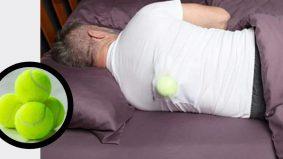 Rawat dengkur guna bola tenis. Doktor pakar ini kongsi caranya…