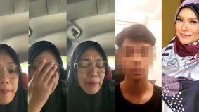 'Tolonglah tutup aib kami…' – Iburemaja lelaki video viral nangis rayuwarganet
