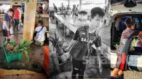 'Aku budak pasar… aku mencari rezeki halal buat diri dan keluarga' – Amat