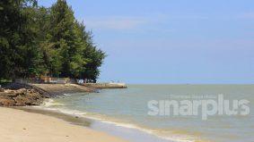 Pantai Kuala Langat ditutup… paras air laut paling tinggi dalam 20 tahun