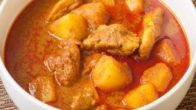Kari ayam tanpa santan 20 minit jer, boleh masak sambil buat kerja lain