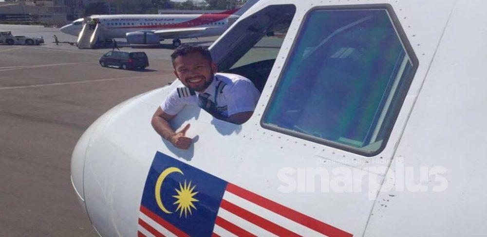 [VIDEO] Tak boleh 'fly' sejak Covid, pilot muda pilih buat kerja amal