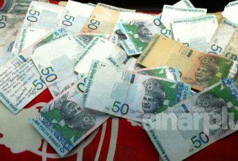 Cara tukar duit rosak di BNM, tak semua duit rosak hilang nilai