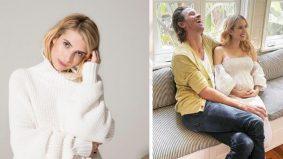 Emma Roberts umum hamil anak lelaki