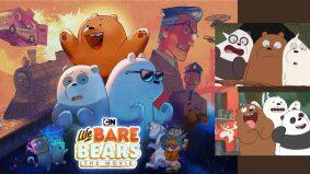 Tayangan perdana We Bare Bears: The Movie di Cartoon Network