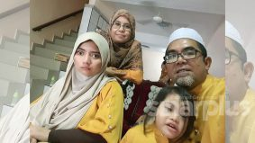 Arina masih lemah dan jalani rawatan kemoterapi – Kanser medulloblastoma 'usik' saraf tunjang
